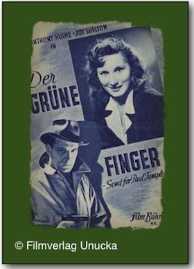 Der grüne Finger