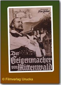 Der Geigenmacher von Mittenwald