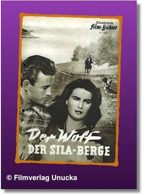 Der Wolf der Sila-Berge