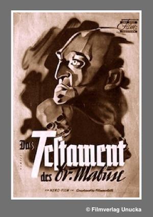 testament dr. Mabuse